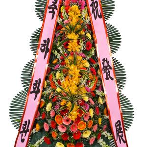 축하4단정품화환