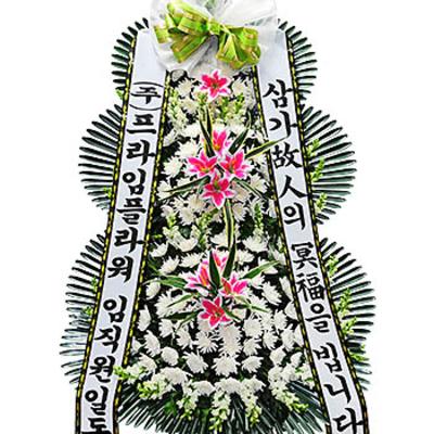 (김영란화환)(장례식장추천상품)